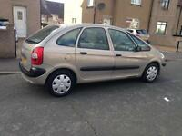 Citroen xsara Picasso 1.6 LONG MOT lots of new parts may swap p/ex