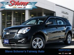 2012 Chevrolet Equinox LS ALL WHEEL DRIVE WOW
