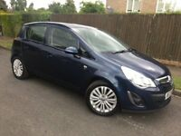 Vauxhall Corsa 1.3 CDTi ecoFLEX Energy 5dr - only 40k with FSH !
