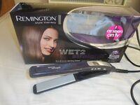 Remington WET 2 straight! Slim Hair straighteners