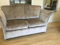 Ex display 3 and two seater sofa