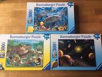 Ravensburger 300 piece puzzle pack