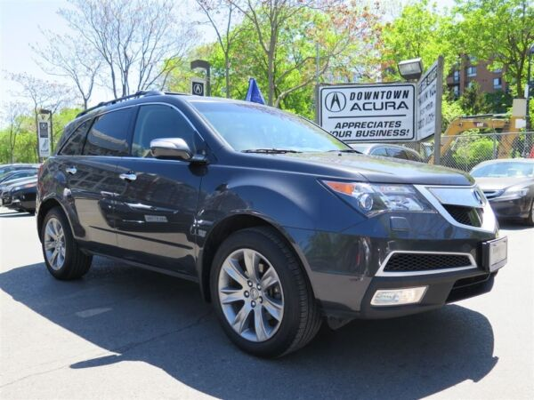 2013 Acura MDX Elite 6sp at