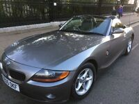 BMW Z4, great inside and out. Excellent working order. FSH, last service 146k, MOT until 24/02/18