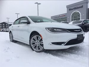 2015 Chrysler 200 Limited 2.4L 9 Speed