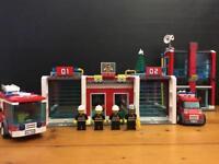 Lego Fire Station 7208