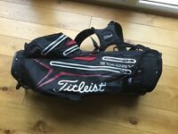 Titleist Stadry Golf Carry Bag. Excellent condition.