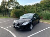 FORD FOCUS 1.6 TDCI SERVICE HISTORY NEW MOT