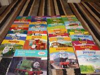 Thomas the tank engine Books (large bundle)