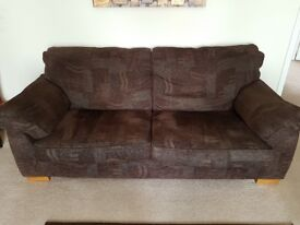 Brown suite for sale