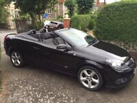 1.6 16v Vauxhall Astra Twintop Convertible *REDUCED*