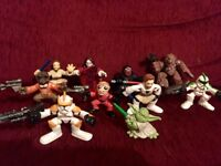 Star Wars Galactic Heroes figures