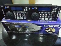 PCDJ DAC 3 DJ CONTROLLER DISCO KARAOKE