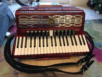 Rossini 120 Bass Accordion **IMMACULATE CONDITION**