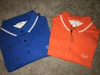 HUGO BOSS BOYS POLO TOP AGE 16 YRS EXCELLENT CONDITION £15 EACH