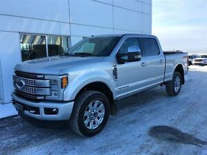 2017 Ford F-350 Platinum Powerstroke $510.46 b/weekly.
