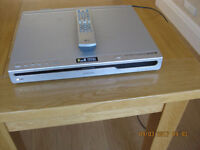 LG model RH7825W HDD/DVD player/recorder, also acceepts 8 types of media card, SD etc.