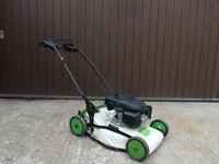 "Etesia PRO 46 PHCS 18"" Push Lawnmower with Honda GCV 160 Petrol Engine (No Grass Box)"