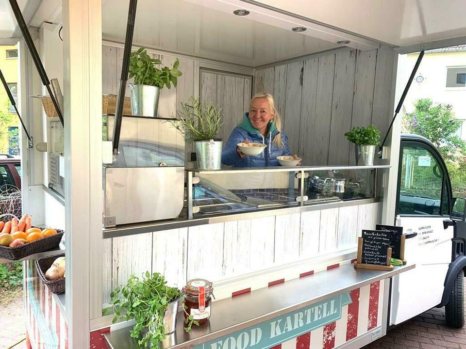 Foodtruck Catering- Streetfood  Food Truck- Partyservice Potsdam in Caputh