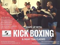 Kickboxing / Muay Thai Classes at The Gauntlet Fight Academy