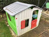 Children's playhouse - for sale but in poor condition