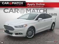 2014 Ford Fusion SE / AWD / LEATHER / NAV / ROOF Cambridge Kitchener Area Preview