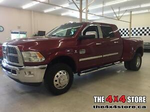 2012 Ram 3500 MEGACAB LONGHORN LARAMIE LEATHER LOADED 4X4 CUMMIN