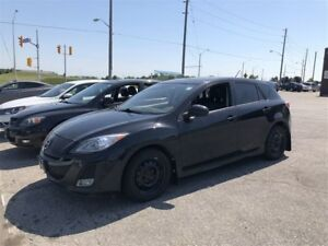 2011 Mazda MAZDA3 SPORT AUTO!LOADED!HATCH!FULLY CERTIFIED@NO EXT