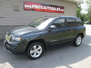 2014 Jeep Compass NORTH EDITION - LEATHER - 4X4