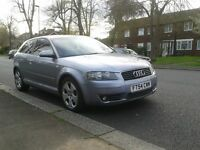 Audi A3 2.0TDI SPORT SIX SPEED MANUAL EXCELLENT CAR TO DRIVES FULL SERVICE AUDI
