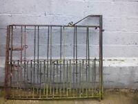 Pair of gates