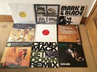 "hip hop vinyl job lot x40. 12"" LP's, Doubles and singles. Old school 1990's."