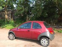 FORD KA 1.3 DURATEC 03 REG GENUINE 57538 MOT JANUARY 2019 OWNED BY SAME FAMILY LOW INSURANCE 48+MPG