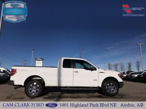 2013 Ford F-150 Lariat SuperCab EcoBoost 4WD