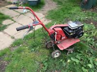 Mountfield Manor 5R petrol rotavator (with Briggs and Stratton engine)