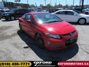2012 Honda Civic LX | ROOF | GET PRE-APPROVED TODAY