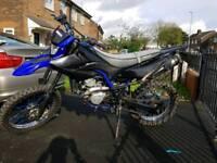 Yamaha wr 125 (2009)