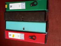 QUANTITY OF BOX FILES