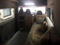 Ford Transit / Race - Day Van