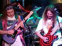 ROCK/METAL VOCALIST WANTED