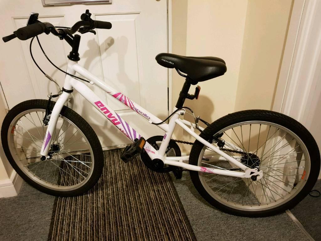Girls 'Apollo Envy' bike