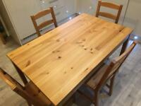 IKEA Kitchen Table for 4
