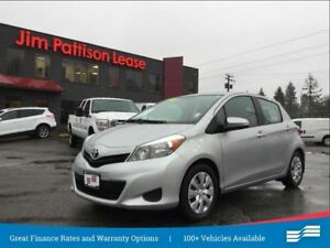 2014 Toyota Yaris LE, Hatcback, local/no accidents
