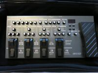 Boss ME-80 Multi-effects pedal and processor - like new
