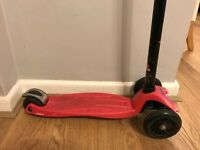 Maxi Micro Scooter - Red (Very Good Condition)