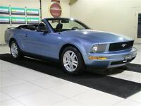 2007 Ford Mustang CONVERTIBLE AUTO A/C CUIR GR ÉLECT MAGS