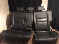 Honda Civic Fn Rear Leather Seats