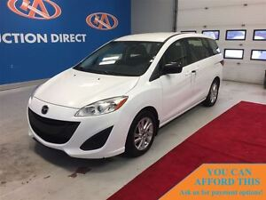 2014 Mazda MAZDA5 GS 3 ROW SEATING!