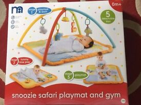 Playmat - brand new & has never been used