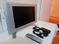 "TV 17"" inch Philips"